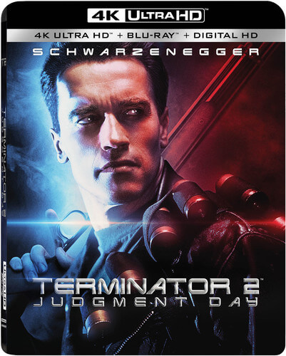 Terminator 2: Judgment Day - 4K Ultra HD