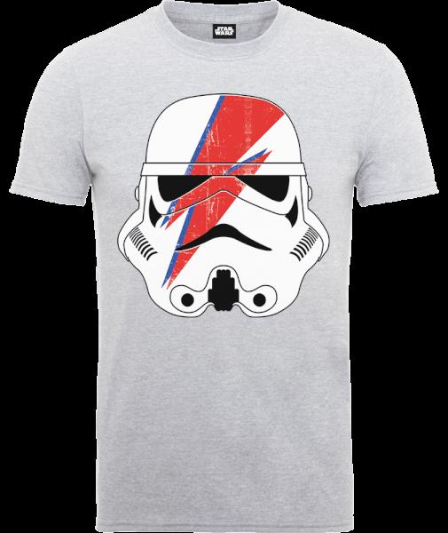 Star Wars Stormtrooper Glam T-Shirt - Grey