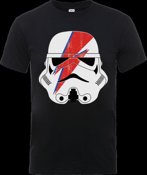 Star Wars Stormtrooper Glam T-Shirt - Black