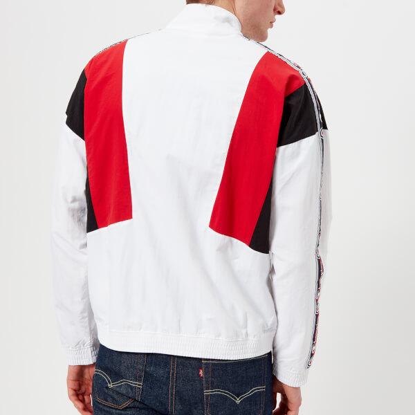 aeeb36b00a90 Champion Men s Track Top - White Red Black Kleidung