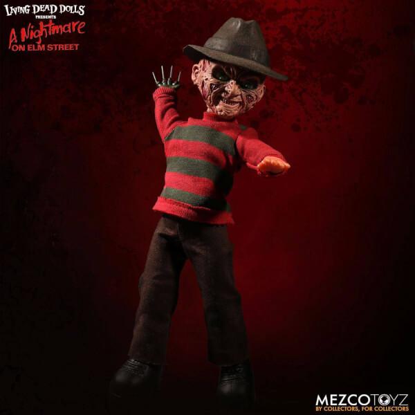 Living Dead Dolls Freddy Krueger with Sounds