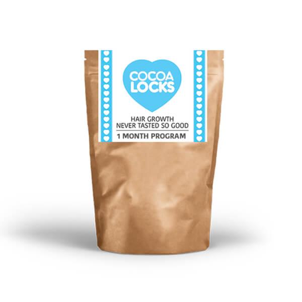 Cocoa Locks 1 Month Hot Chocolate Hair Growth Program