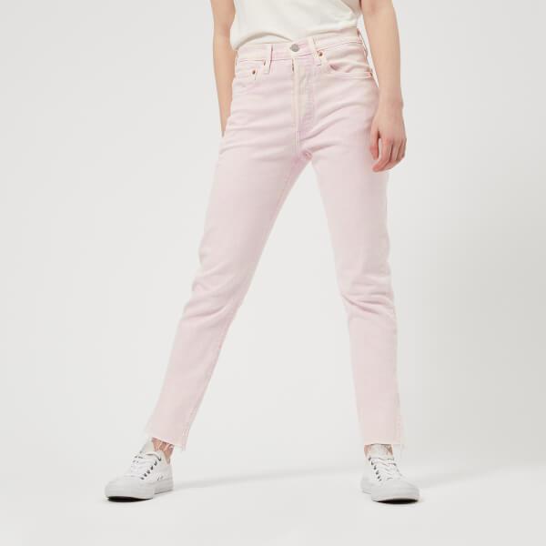 Levi's Women's 501 Skinny Jeans - Acid Light Lilac