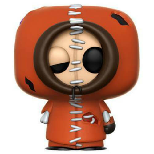 South Park Zombie Kenny Exc Pop Vinyl Figure Pop In A