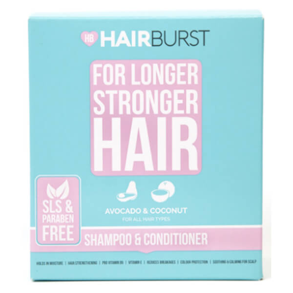 Hairburst Shampoo And Conditioner Set by Hairburst