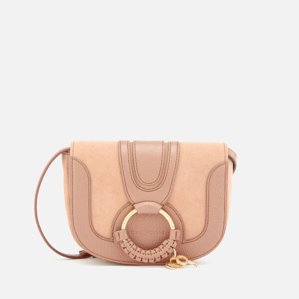 See By Chloe Women's Hana Small Cross Body Bag - Nougat