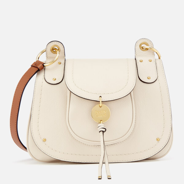 fefea6fc09eb See By Chloé Women s Susie Cross Body Bag - Cement Beige  Image 1