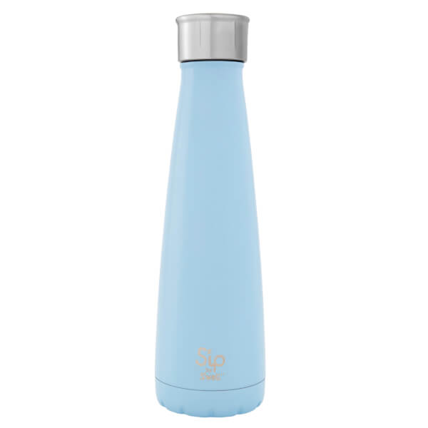 S'ip by S'well Cotton Candy Blue Water Bottle 450ml