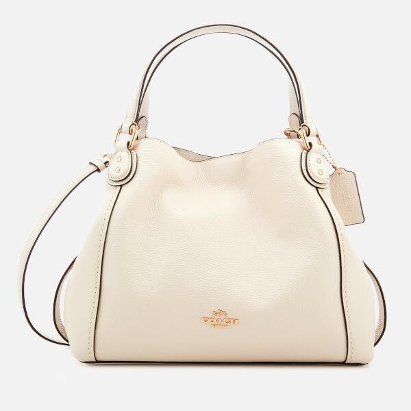 Edie 28 shoulder bag - White Coach SZynaEnLL