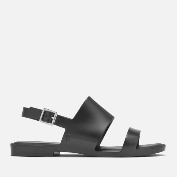 Melissa Women's Classy 19 Flat Sandals - Black