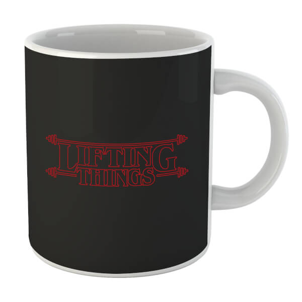 Lifting Things Mug