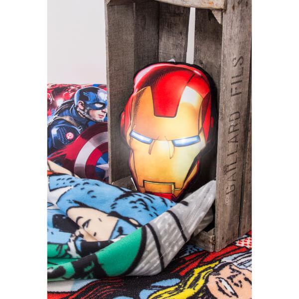 Marvel Avengers Iron Man LED Cushion