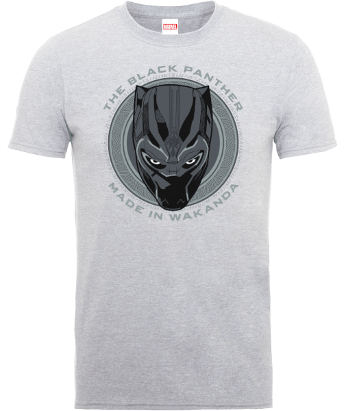 Product Images Carousel. Black Panther Made in Wakanda T-Shirt ... bbbfad484