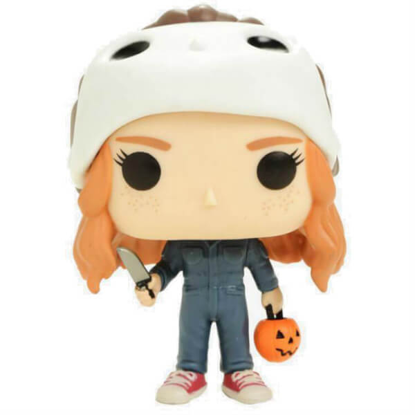Stranger Things Max In Myers Costume Exc Pop Vinyl Figure
