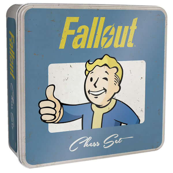 Fallout Chess Collector's Set