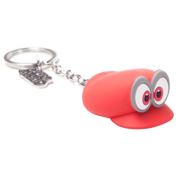 Super Mario Odyssey - Cappy Keychain
