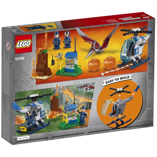 Lego Juniors Jurassic World Pteranodon Escape 10756