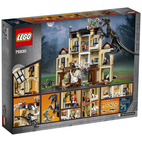 LEGO Jurassic Fallen Kingdom Indoraptor
