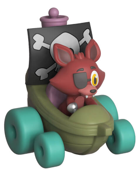 Funko Super Racers Five Nights At Freddy's Foxy the Pirate