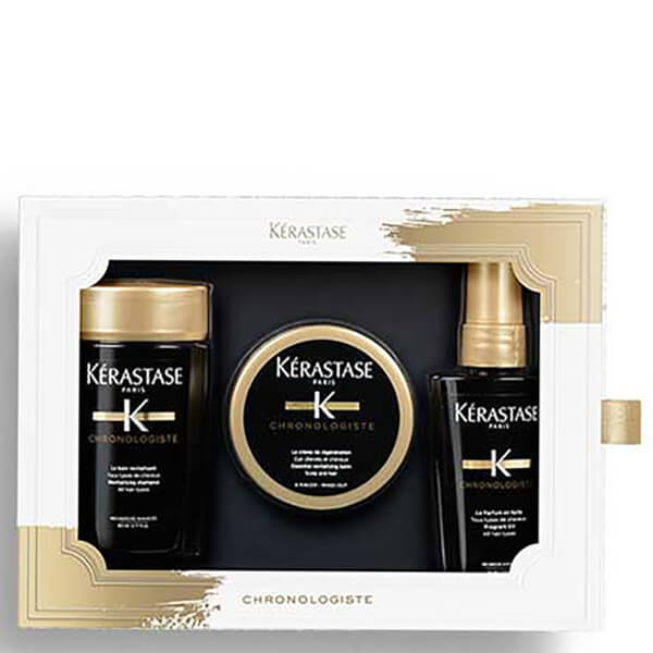 Kérastase Luxury Hair to Go Chronologiste Gift Set (Worth £40.00)