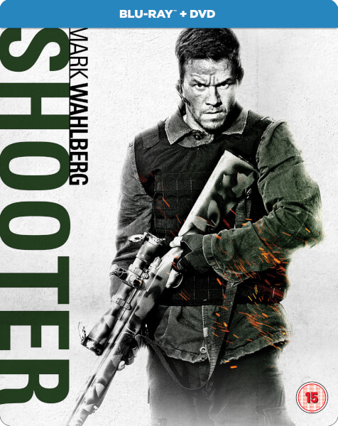 Shooter Zavvi Exclusive Limited Edition Steelbook