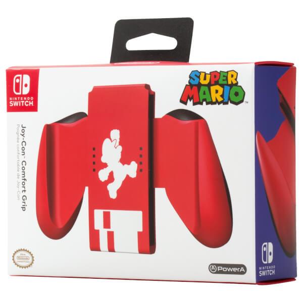 Nintendo Switch Joy-Con Comfort Grip (Super Mario)