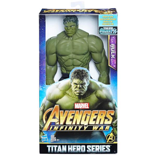 Hasbro Marvel Avengers 12 Inch Titan Heroes Hulk Action