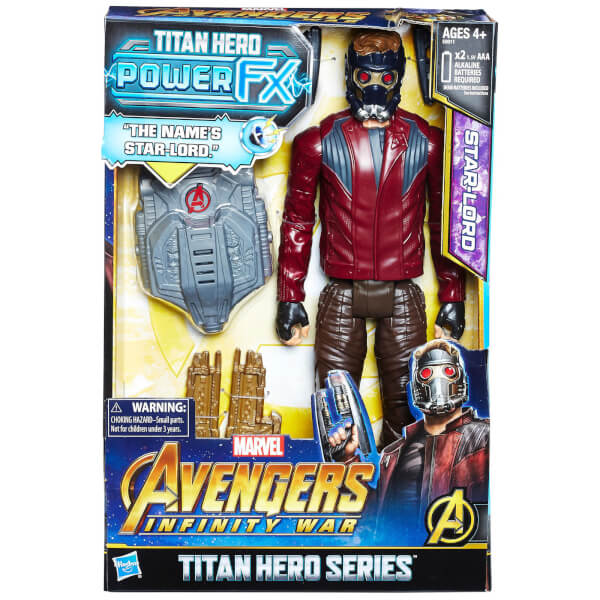 Hasbro Marvel Avengers Infinity War Titan Heroes Power Fx