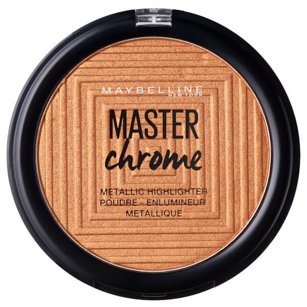 Maybelline Master Chrome Metal Highlighting Powder 150 Molten Bronze 8g