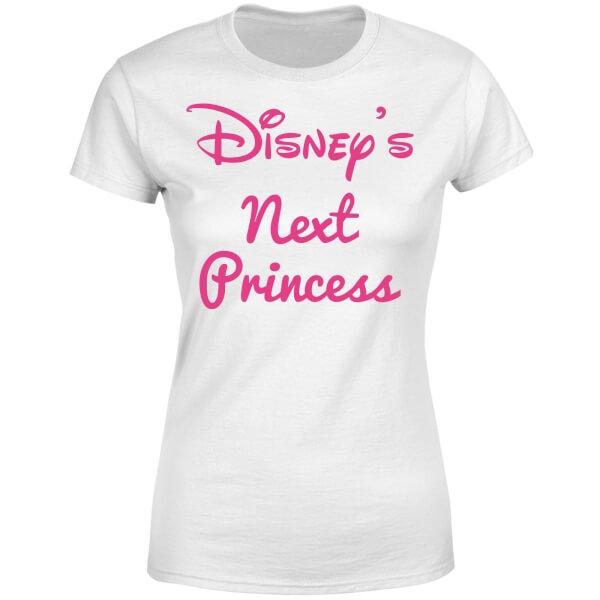 Disney Princess Next Women's T-Shirt - White