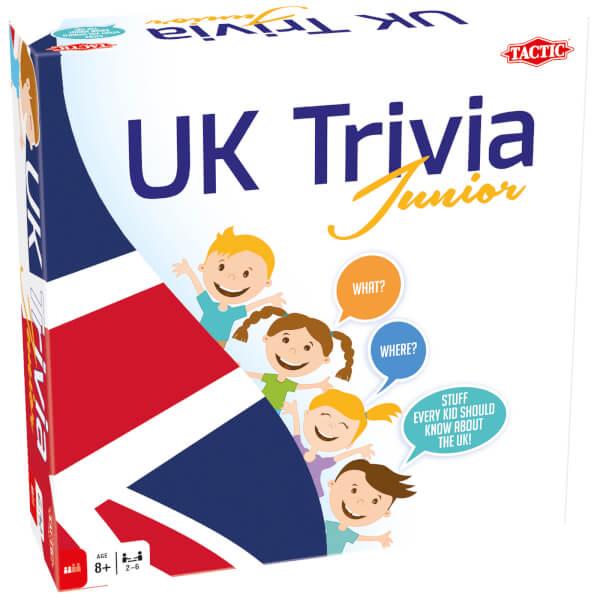 UK Trivia Junior Game