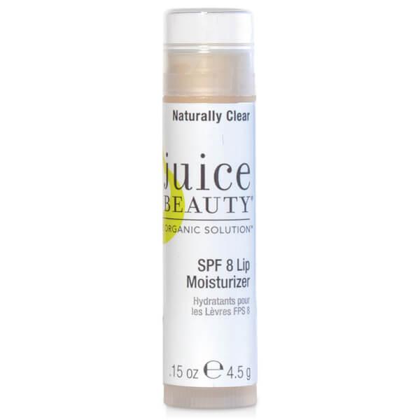 Juice Beauty SPF8 Lip Moisturizer -Naturally Clear 0.15oz