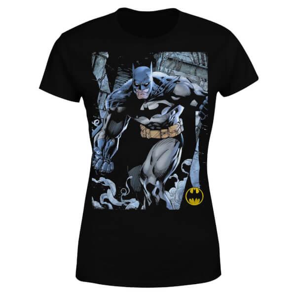 DC Comics Batman Urban Legend Women's T-Shirt - Black