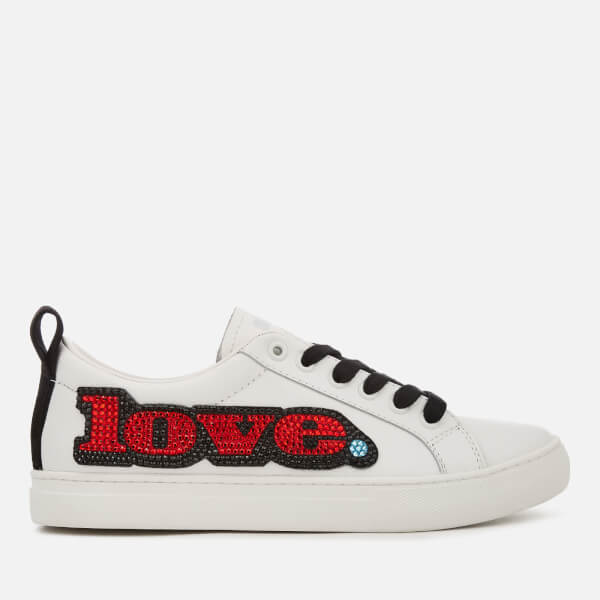 Marc Jacobs Women's Love Embellished Empire Trainers - /Multi - EU 40/UK 7 qNpydkaIl