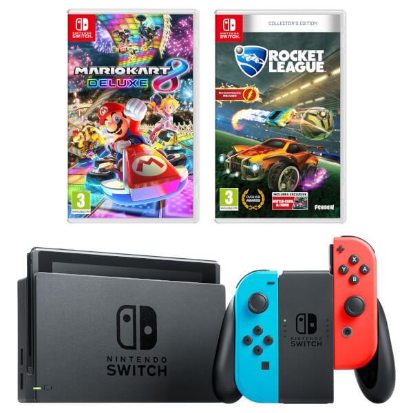 Nintendo Switch Driving Pack