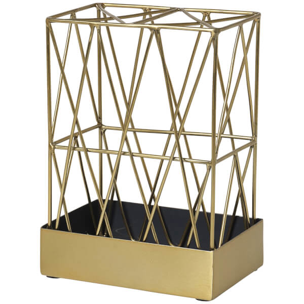 broste copenhagen silje brass vase castlerock homeware. Black Bedroom Furniture Sets. Home Design Ideas