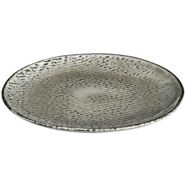 Broste Copenhagen Nordic Sea Stoneware Dinner Plate - Sea (Set of 4)