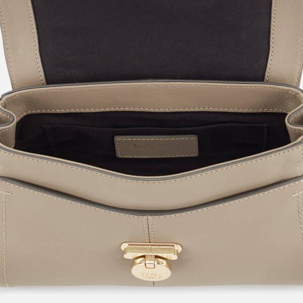 b531c20d31 See By Chloé Women s Allen Leather Tote Bag - Motty Grey  Image 4