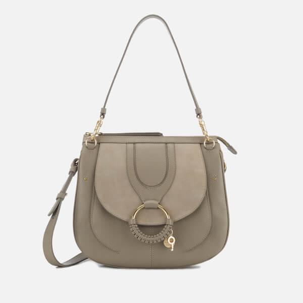 See By Chloé Women's Hana Shoulder Bag - Motty Grey