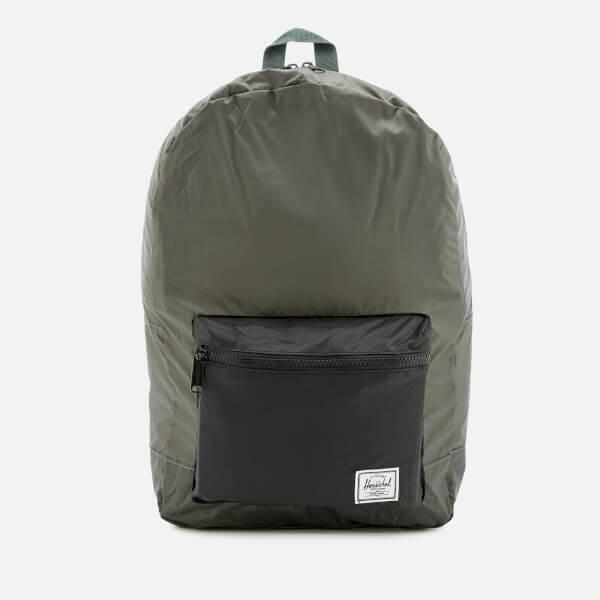Herschel Supply Co. Men's Packable Daypack - Dark Shadow/Black