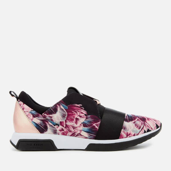 Ted Baker Women's Cepap 2 Runner Style Trainers - Tranquility