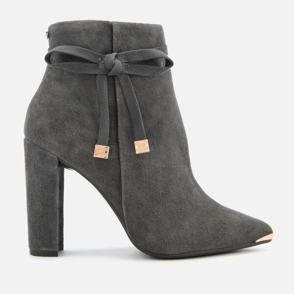 Outlet Browse Clearance Professional Ted Baker Women's Qatena Suede Heeled Ankle Boots - - UK 3 Free Shipping Cheapest wBfwTj