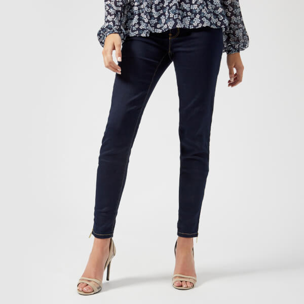 MICHAEL MICHAEL KORS Women's The Denim Ava Skinny Pants - Twilight