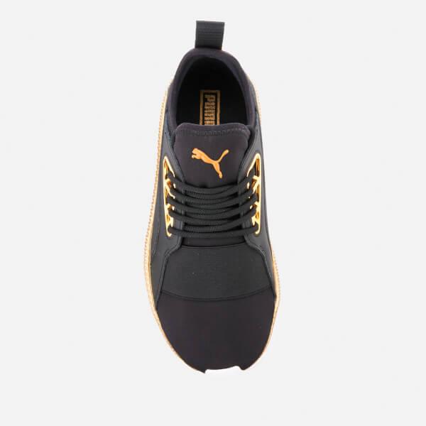 280f5e65bb3a Puma Women s Tsugi Apex Jewel Trainers - Puma Black Womens Footwear ...