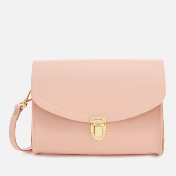 The Cambridge Satchel Company Women's Push Lock Bag - Flax Matte