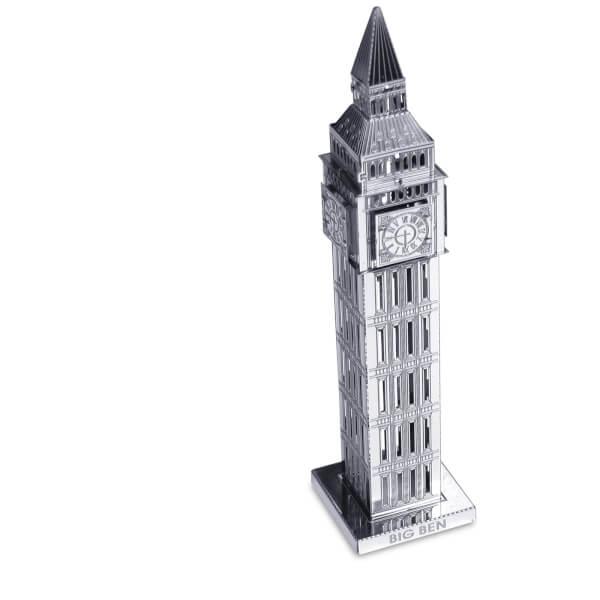 Metal Earth Classics - Big Ben Tower Construction Kit