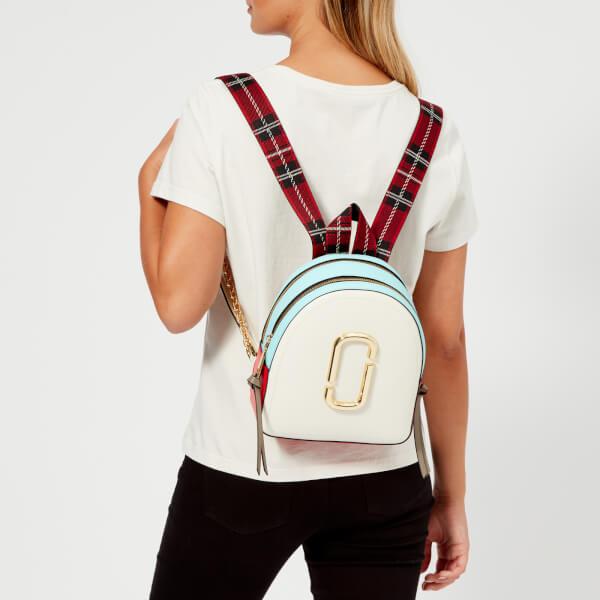 0482dba5bda1 Marc Jacobs Women s Pack Shot Backpack - Porcelain  Image 3