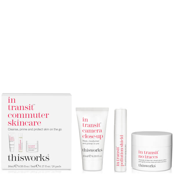 this works In Transit Commuter Skincare Gift Set