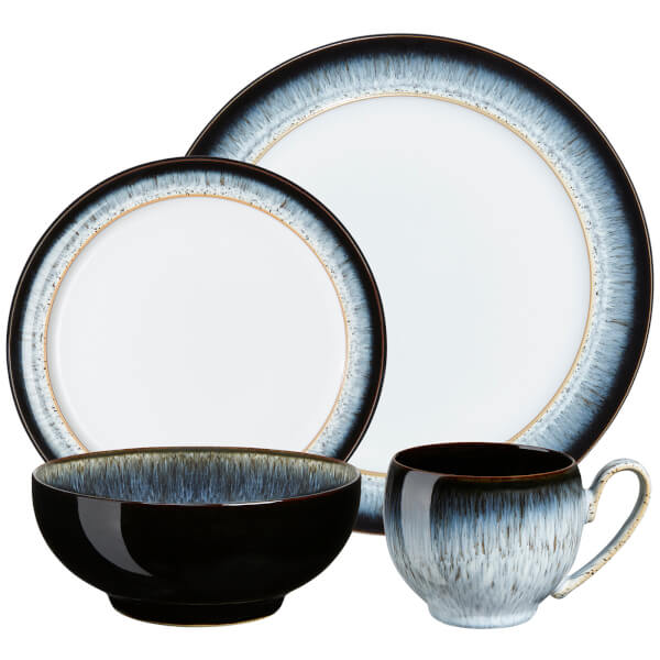 Denby Halo 16 Piece Tableware Set Image 1  sc 1 st  The Hut & Denby Halo 16 Piece Tableware Set Homeware | TheHut.com