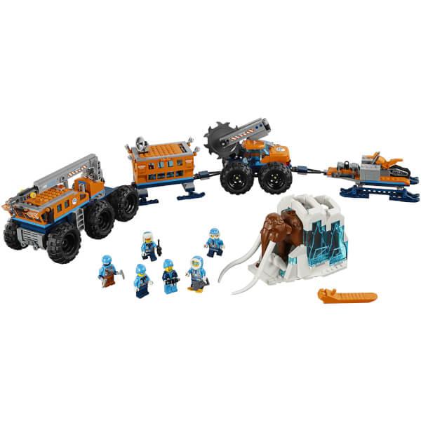 Lego City Arctic Mobile Exploration Base 60195 Iwoot